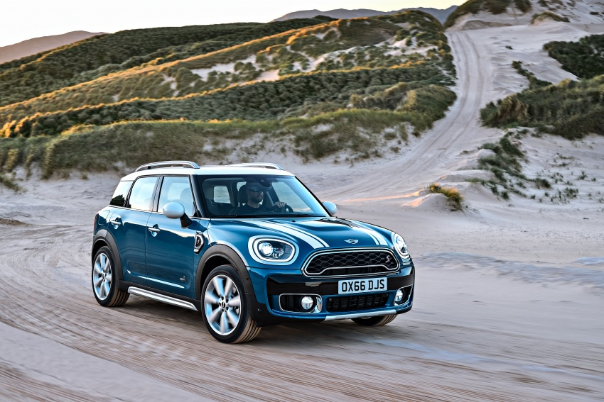 F60 MINI Countryman revealed – larger, with more tech Image #569139