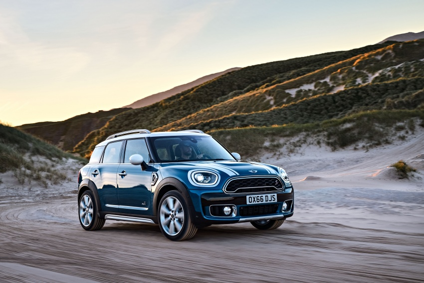 F60 MINI Countryman revealed – larger, with more tech Image #569127