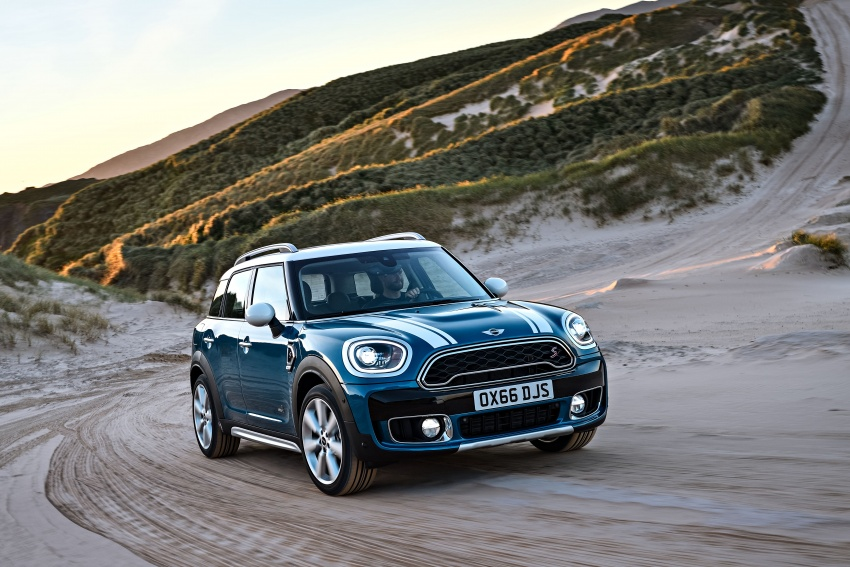 F60 MINI Countryman revealed – larger, with more tech Image #569135
