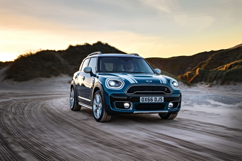 F60 MINI Countryman revealed – larger, with more tech Image #569133