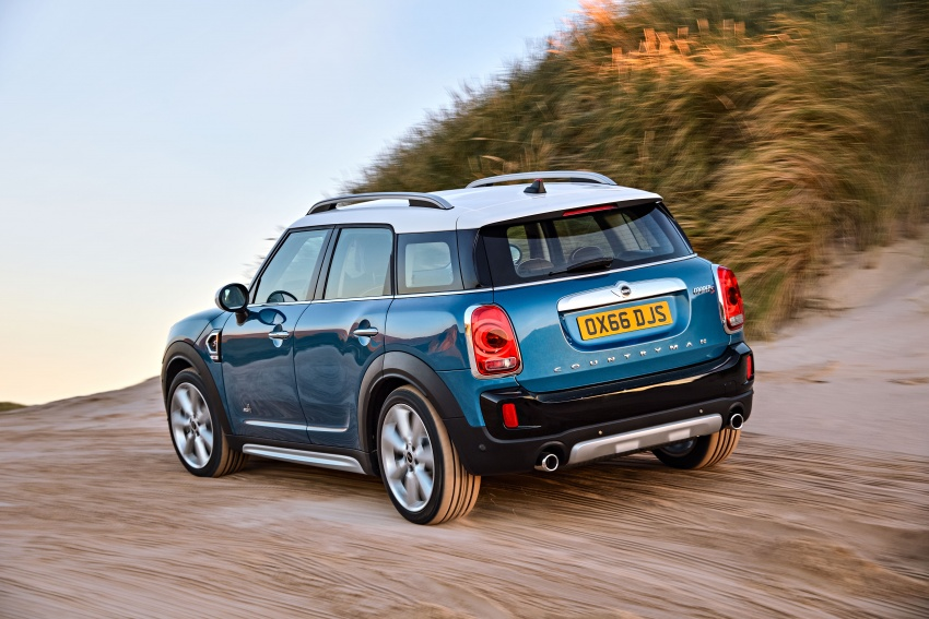 F60 MINI Countryman revealed – larger, with more tech Image #569157