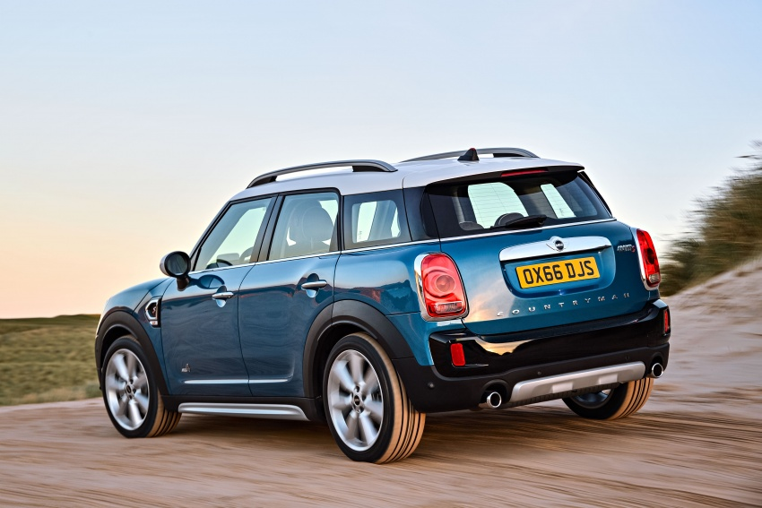 F60 MINI Countryman revealed – larger, with more tech Image #569121
