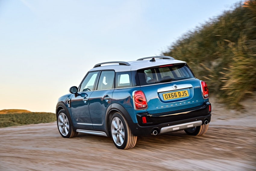 F60 MINI Countryman revealed – larger, with more tech Image #569140