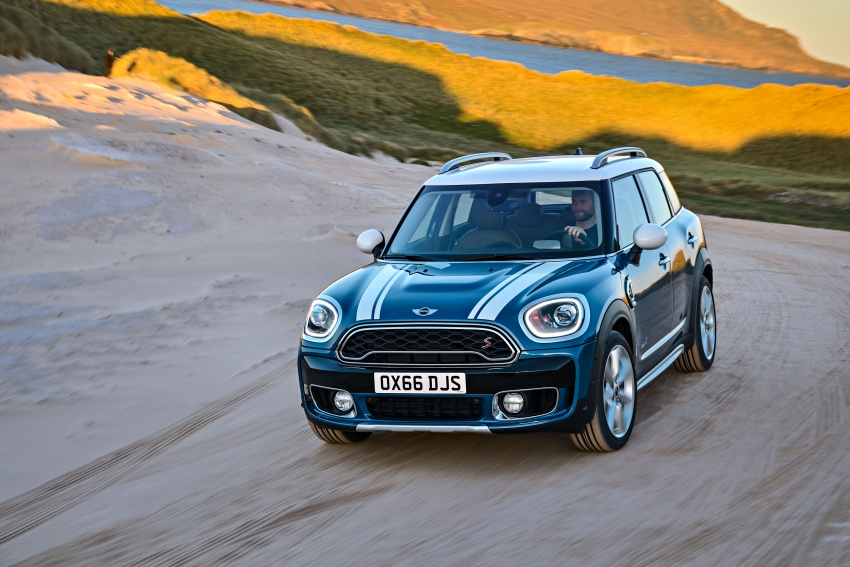 F60 MINI Countryman revealed – larger, with more tech Image #569124