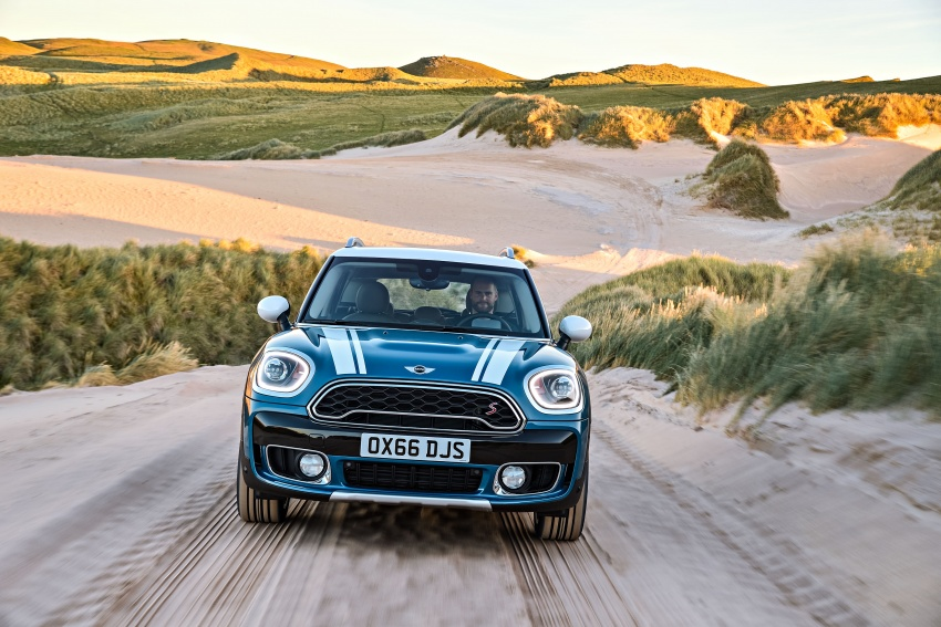 F60 MINI Countryman revealed – larger, with more tech Image #569172