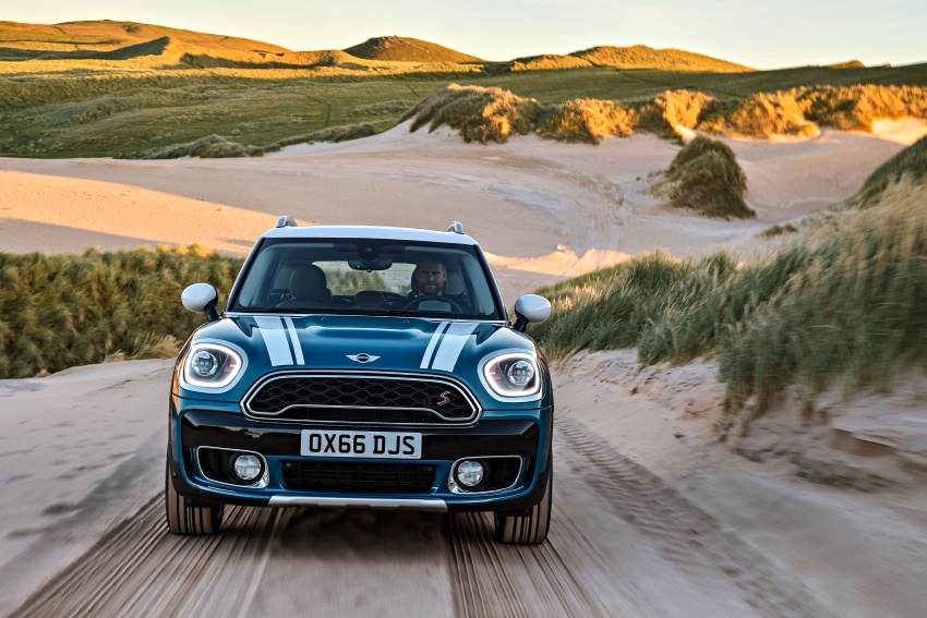 F60 MINI Countryman revealed – larger, with more tech Image #569137