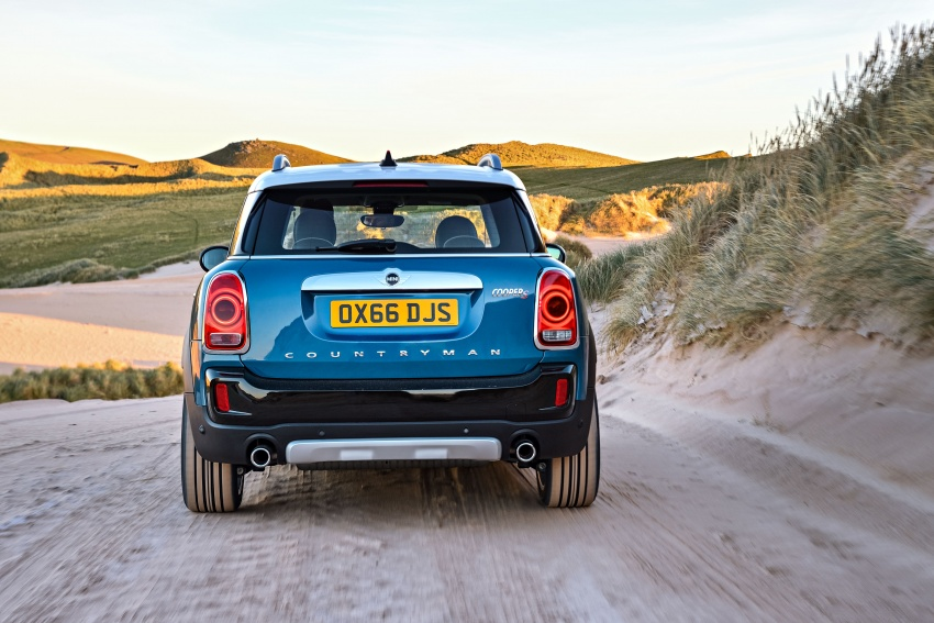 F60 MINI Countryman revealed – larger, with more tech Image #569126