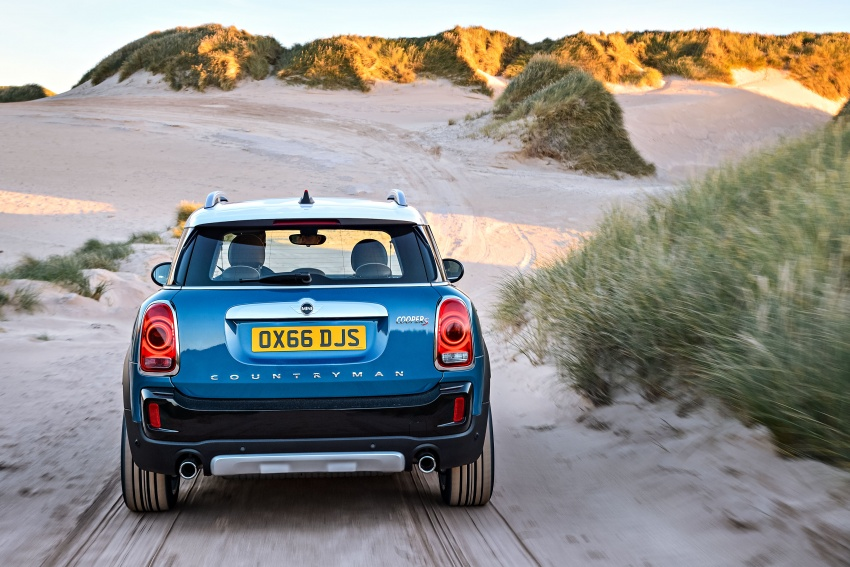 F60 MINI Countryman revealed – larger, with more tech Image #569144