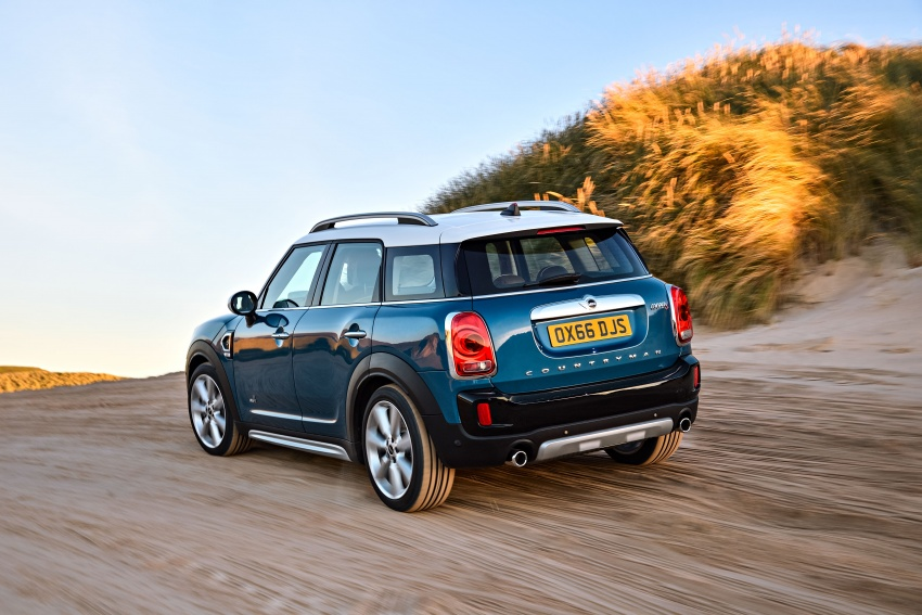 F60 MINI Countryman revealed – larger, with more tech Image #569163