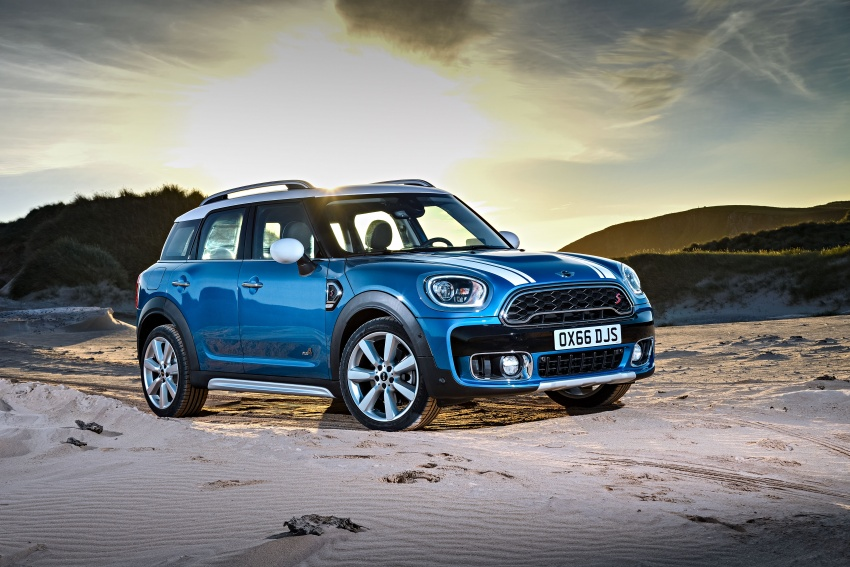 F60 MINI Countryman revealed – larger, with more tech Image #569208