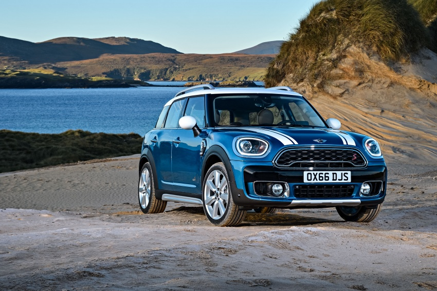 F60 MINI Countryman revealed – larger, with more tech Image #569176