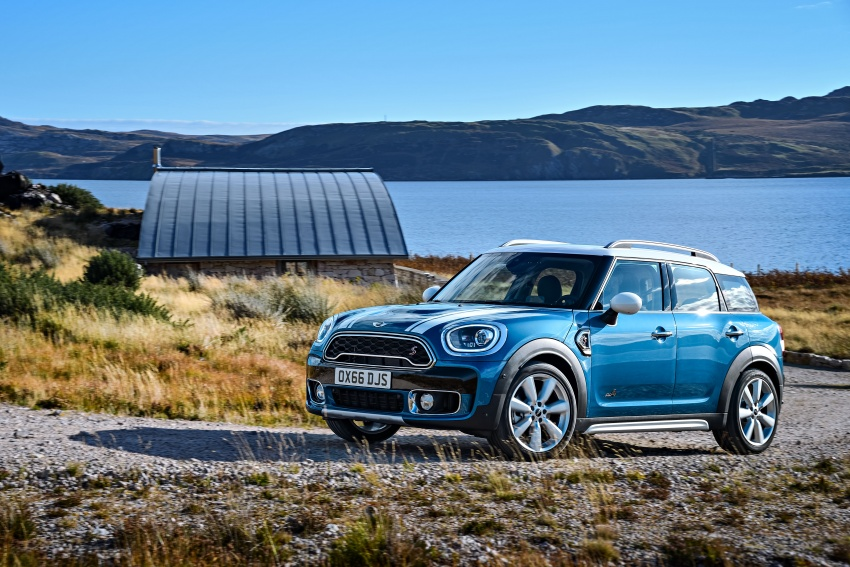 F60 MINI Countryman revealed – larger, with more tech Image #569167