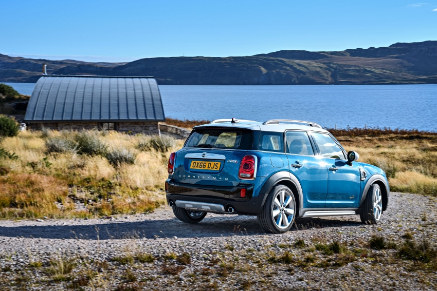 F60 MINI Countryman revealed – larger, with more tech Image #569168