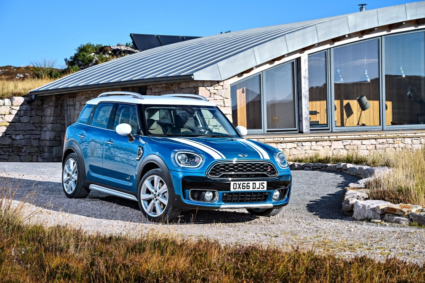 F60 MINI Countryman revealed – larger, with more tech Image #569235