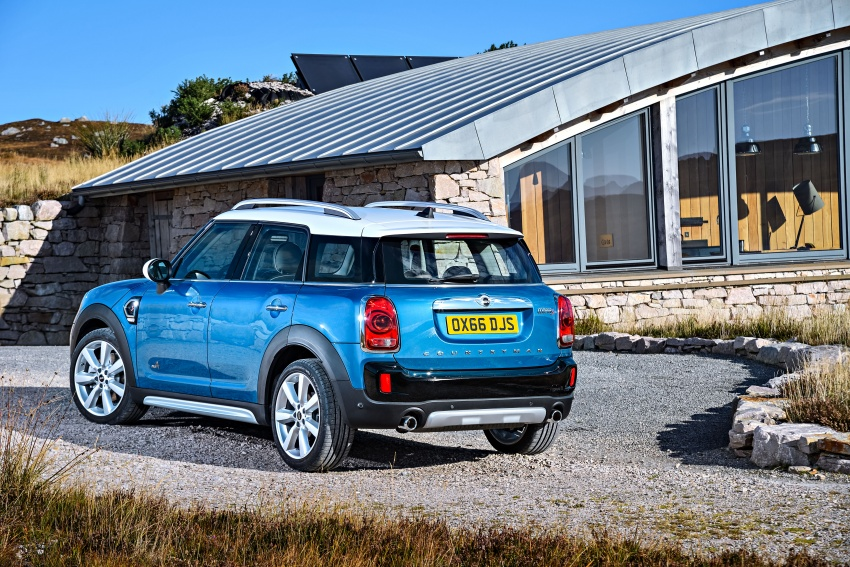 F60 MINI Countryman revealed – larger, with more tech Image #569238