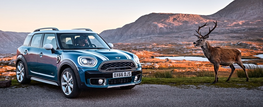 F60 MINI Countryman revealed – larger, with more tech Image #569193
