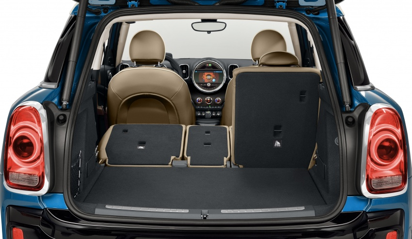F60 MINI Countryman revealed – larger, with more tech Image #569350