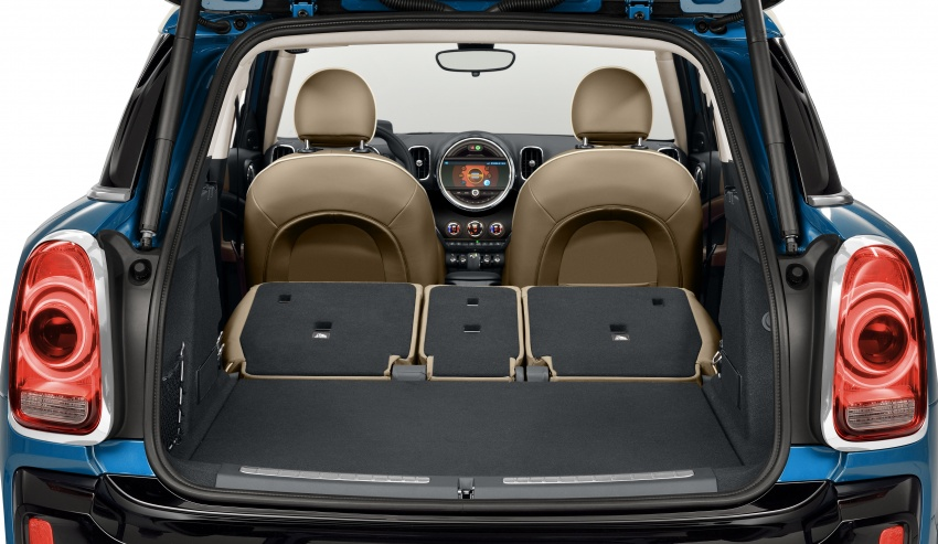 F60 MINI Countryman revealed – larger, with more tech Image #569340