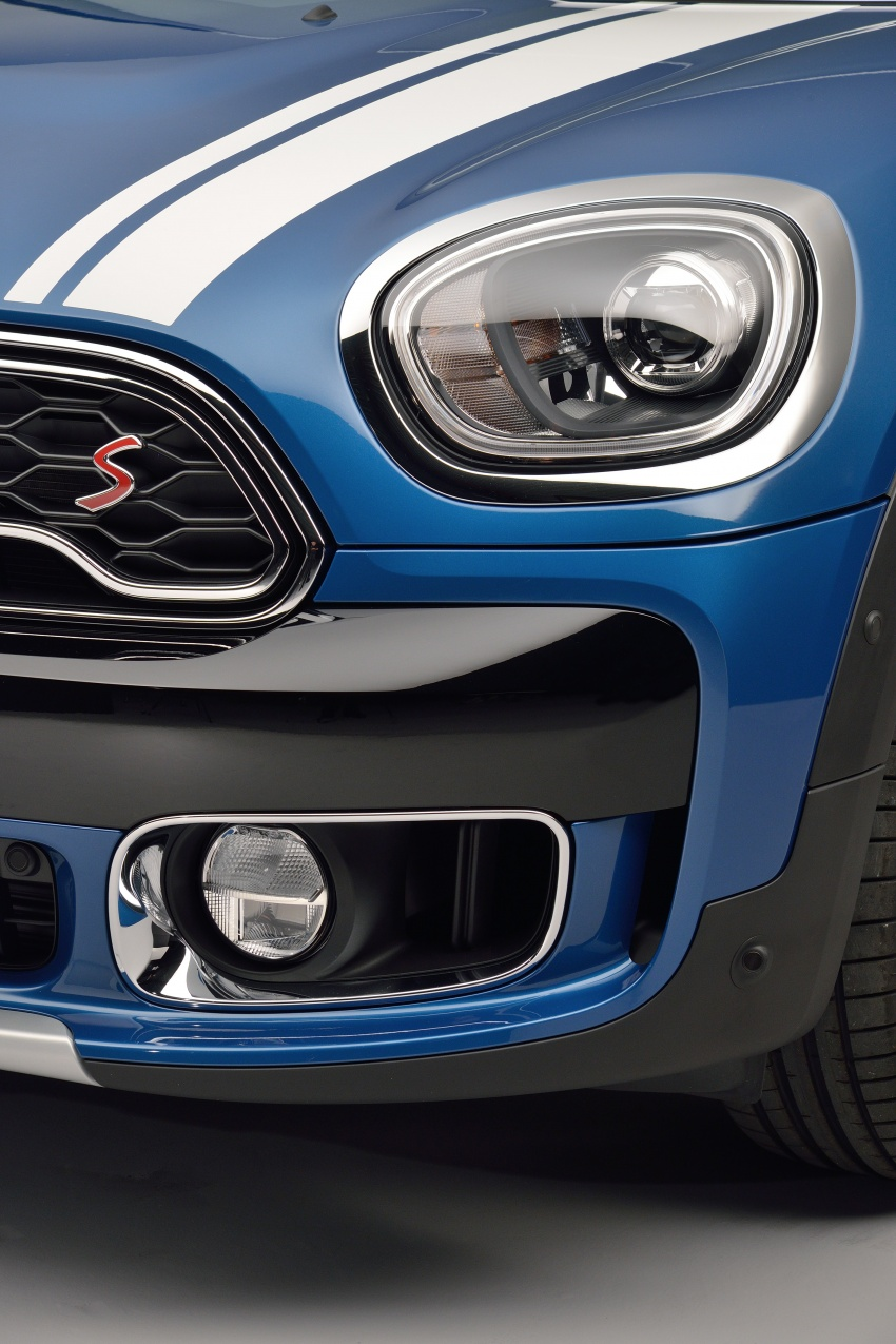 F60 MINI Countryman revealed – larger, with more tech Image #569429