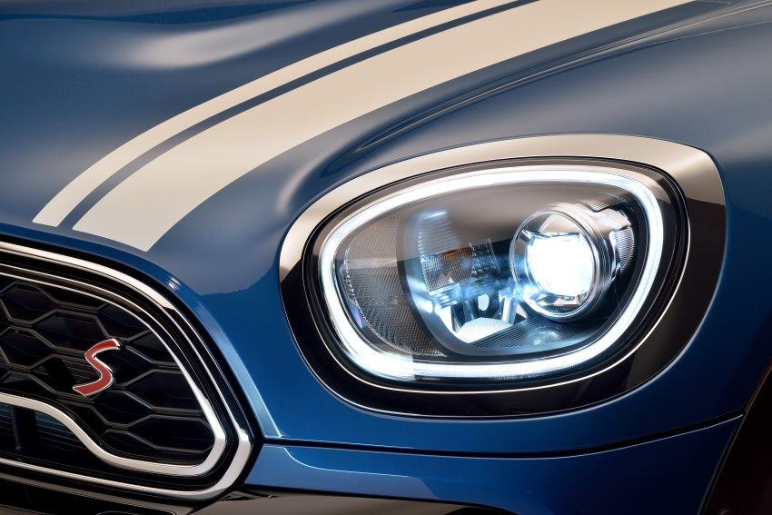 F60 MINI Countryman revealed – larger, with more tech Image #569430