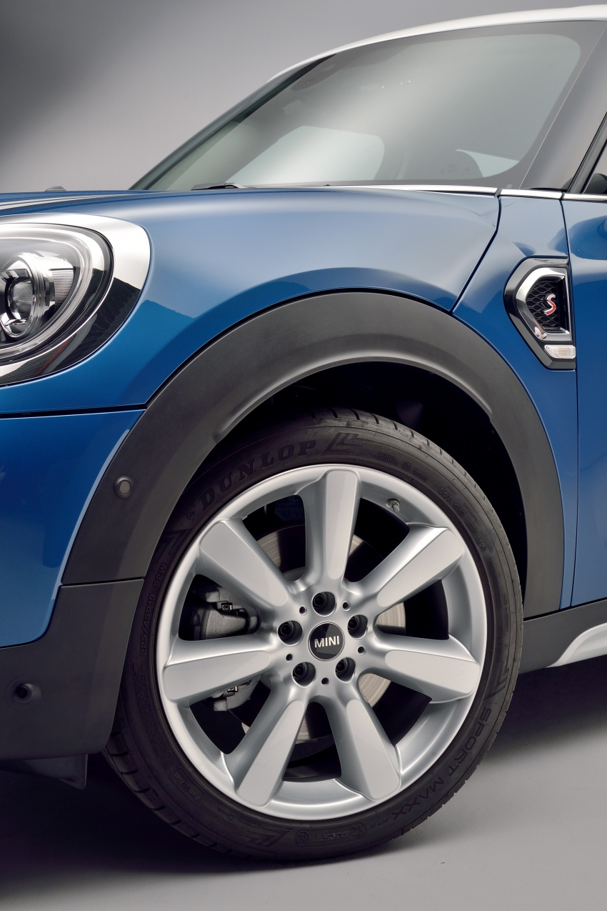 F60 MINI Countryman revealed – larger, with more tech Image #569418