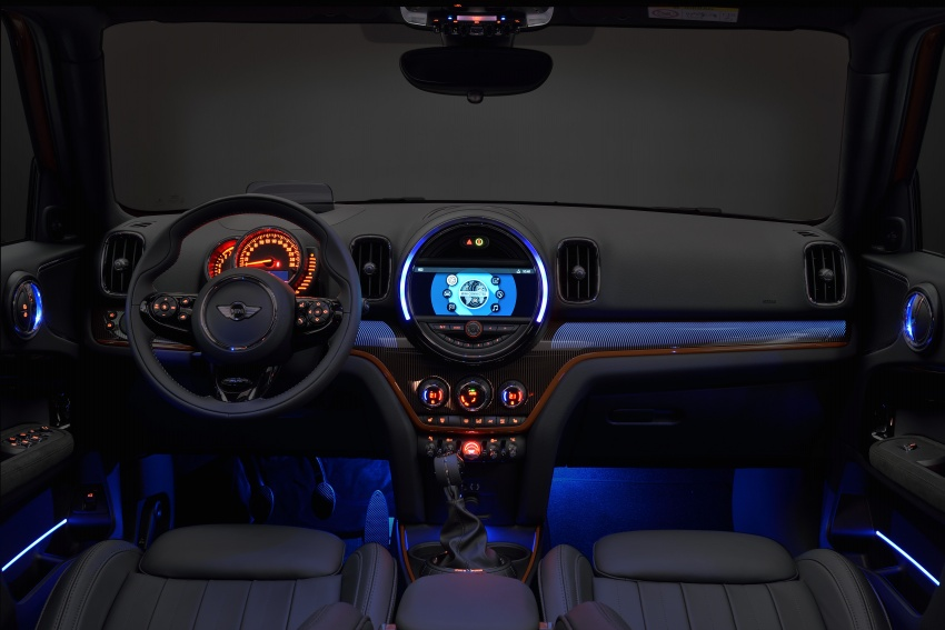 F60 MINI Countryman revealed – larger, with more tech Image #569361