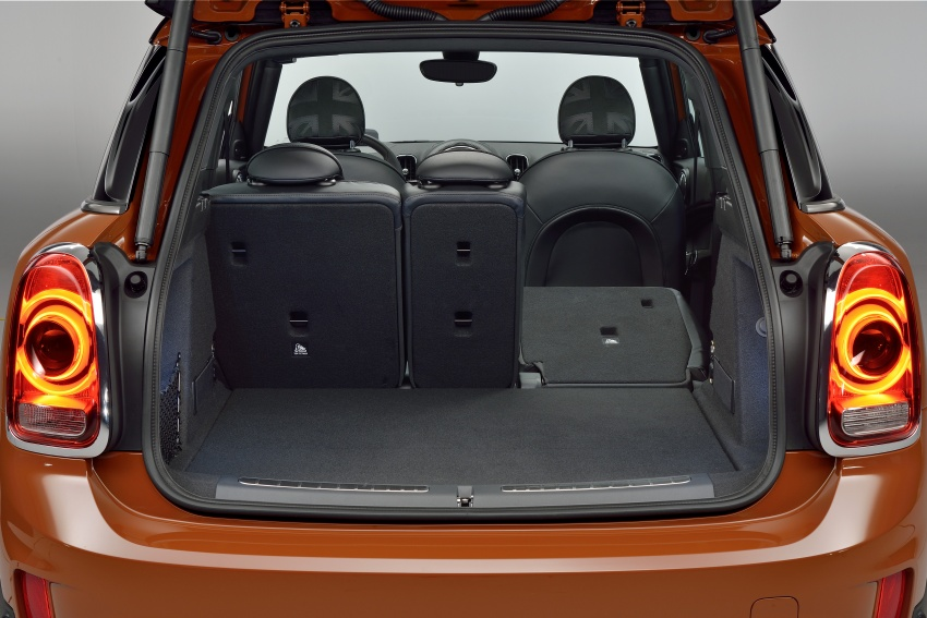 F60 MINI Countryman revealed – larger, with more tech Image #569325