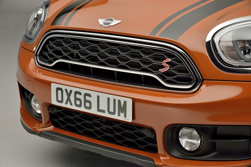 F60 MINI Countryman revealed – larger, with more tech Image #569406