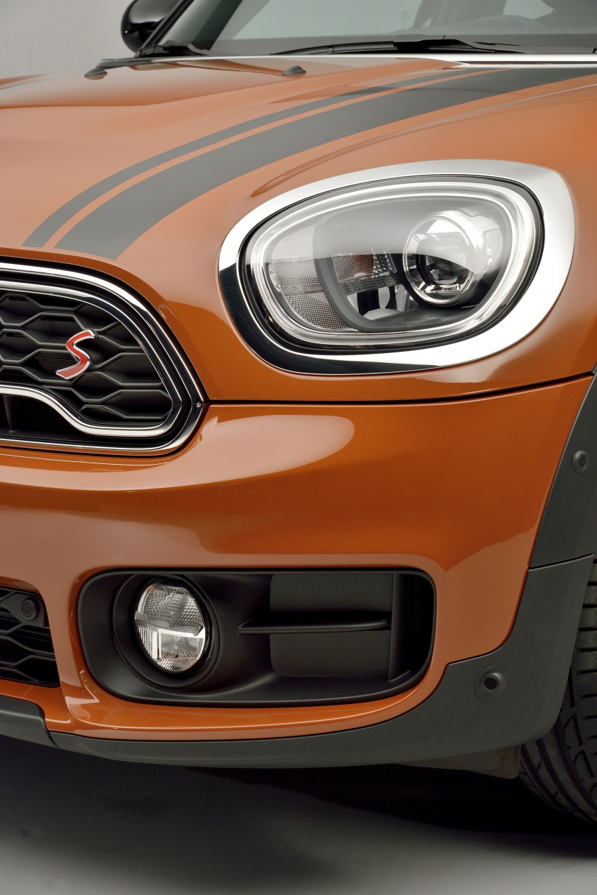 F60 MINI Countryman revealed – larger, with more tech Image #569408