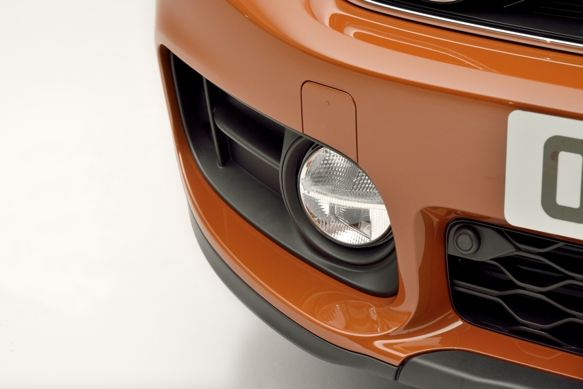 F60 MINI Countryman revealed – larger, with more tech Image #569397