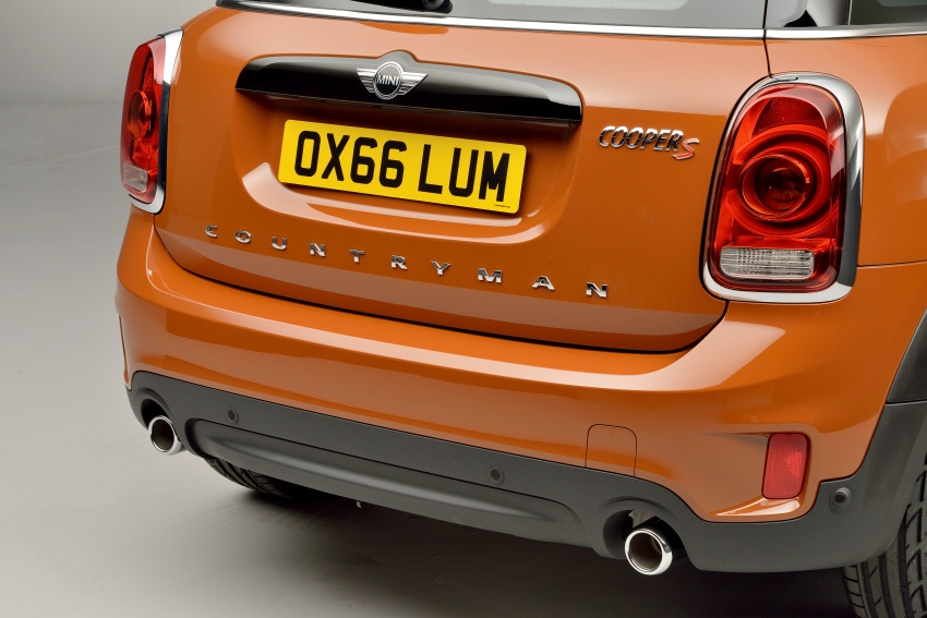 F60 MINI Countryman revealed – larger, with more tech Image #569388
