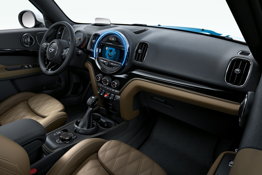 F60 MINI Countryman revealed – larger, with more tech Image #569352