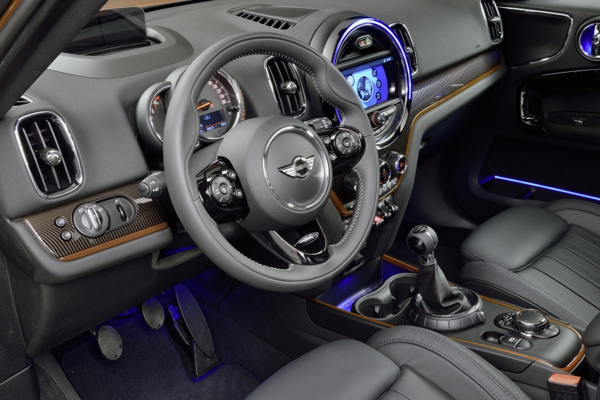 F60 MINI Countryman revealed – larger, with more tech Image #569372