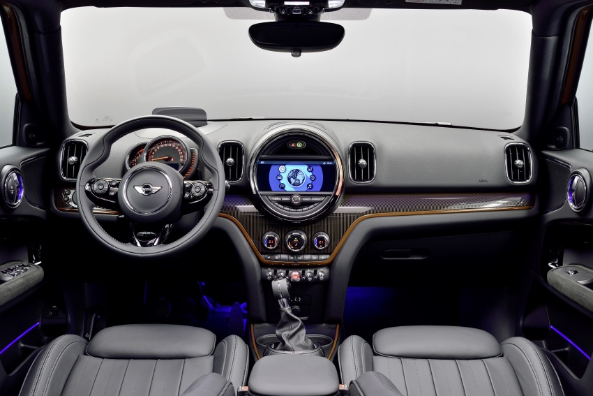 F60 MINI Countryman revealed – larger, with more tech Image #569370