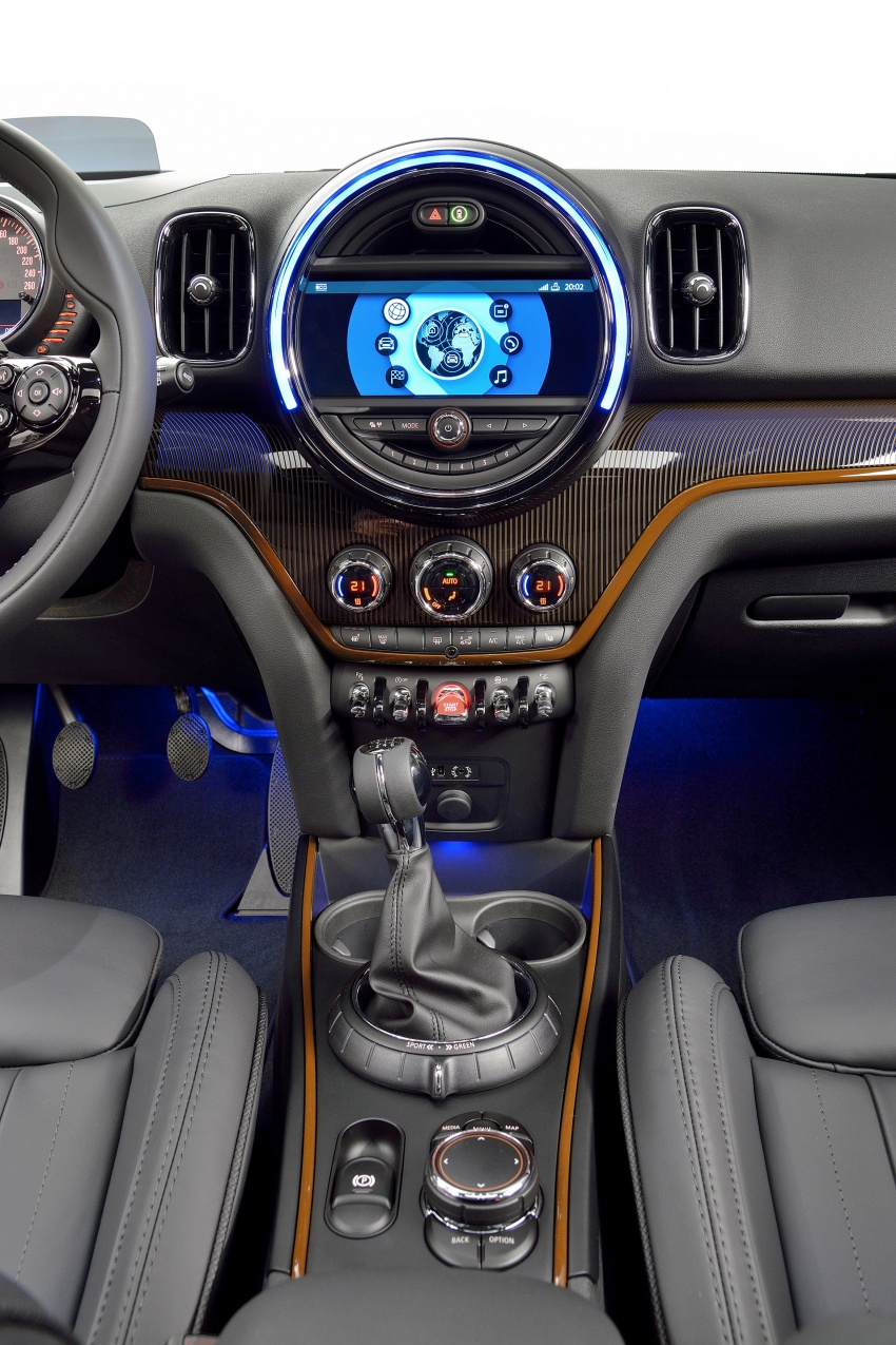 F60 MINI Countryman revealed – larger, with more tech Image #569371