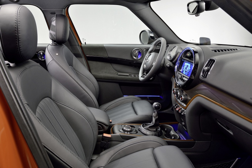 F60 MINI Countryman revealed – larger, with more tech Image #569375