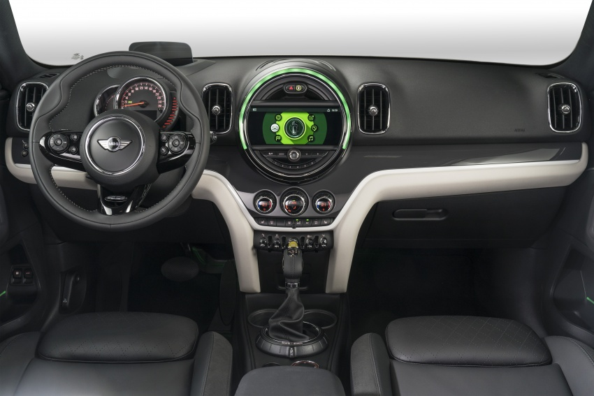 F60 MINI Countryman revealed – larger, with more tech Image #569795