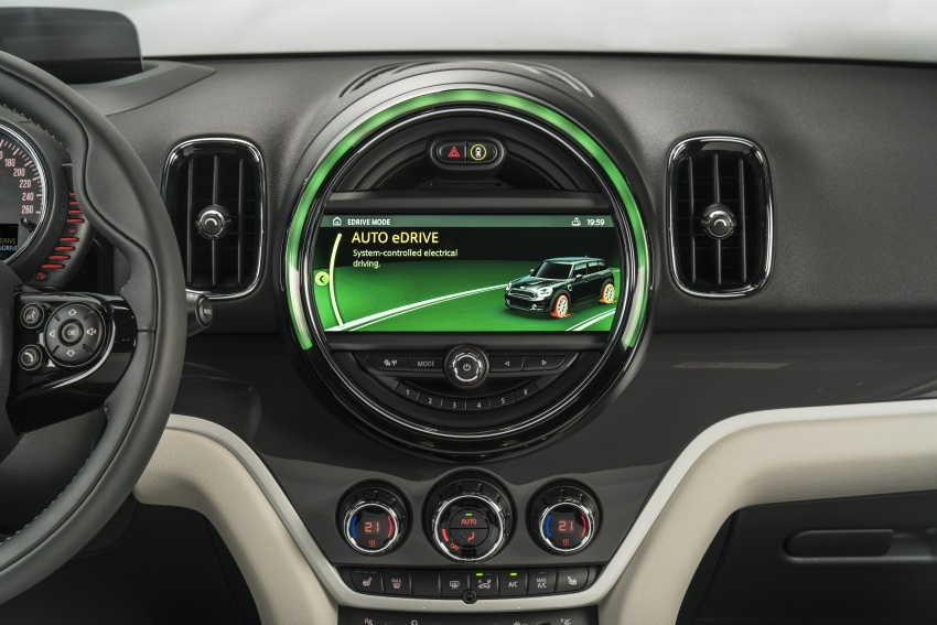 F60 MINI Countryman revealed – larger, with more tech Image #569799