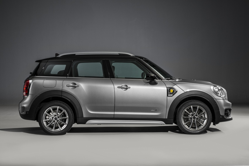 F60 MINI Countryman revealed – larger, with more tech Image #569804