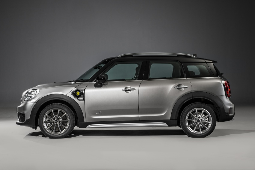 F60 MINI Countryman revealed – larger, with more tech Image #569805