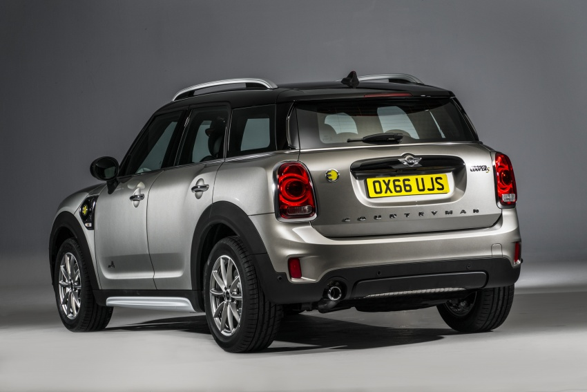 F60 MINI Countryman revealed – larger, with more tech Image #569807