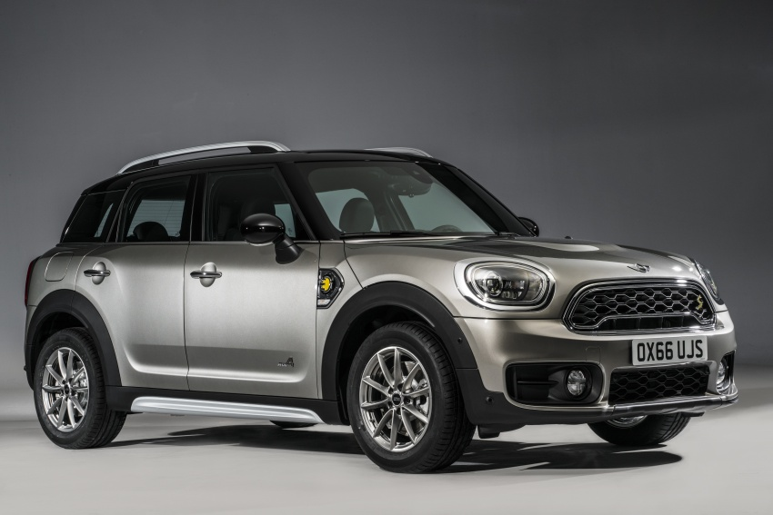 F60 MINI Countryman revealed – larger, with more tech Image #569808