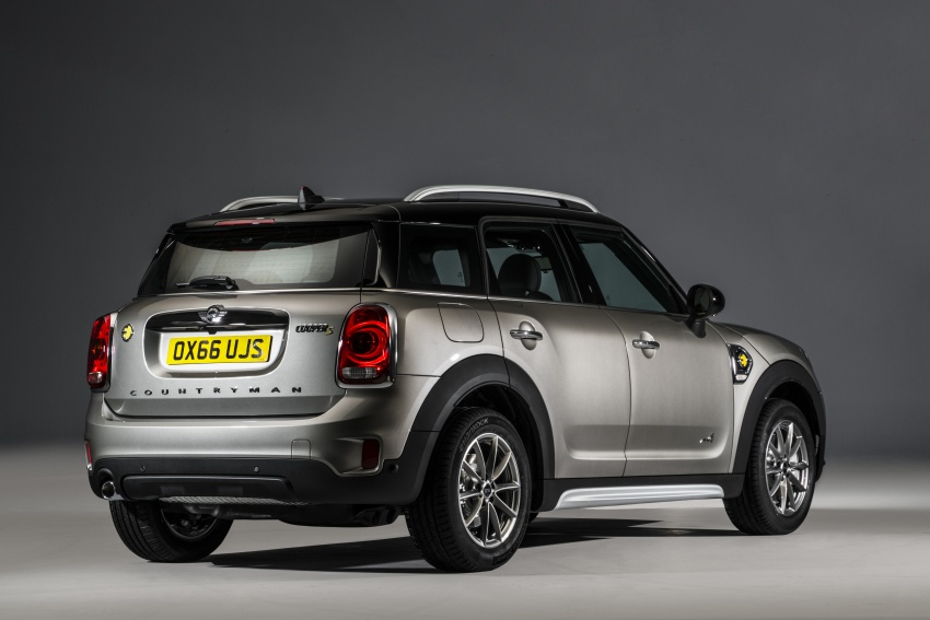 F60 MINI Countryman revealed – larger, with more tech Image #569809