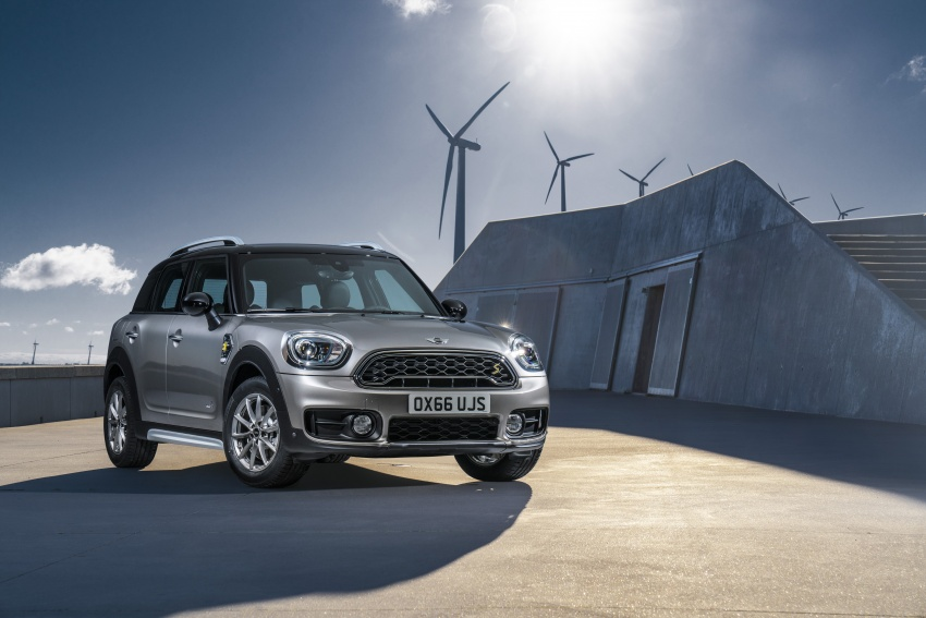 F60 MINI Countryman revealed – larger, with more tech Image #569750