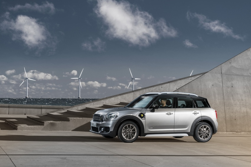 F60 MINI Countryman revealed – larger, with more tech Image #569753