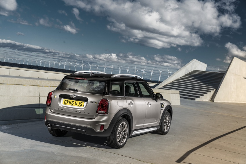 F60 MINI Countryman revealed – larger, with more tech Image #569754