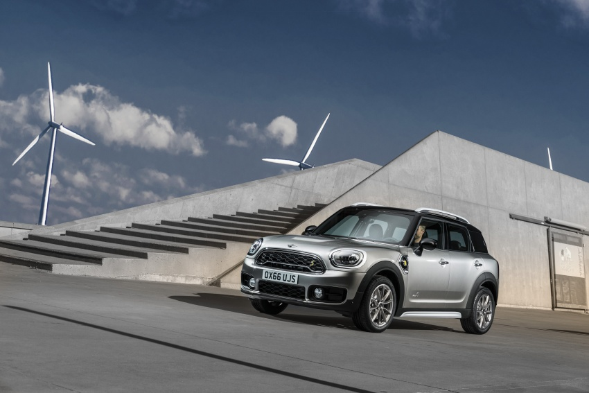 F60 MINI Countryman revealed – larger, with more tech Image #569755