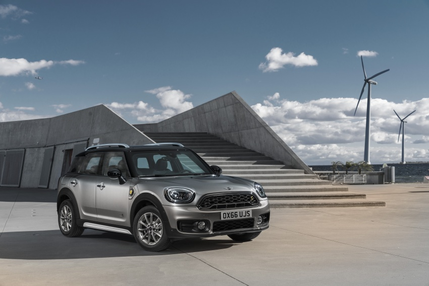 F60 MINI Countryman revealed – larger, with more tech Image #569756