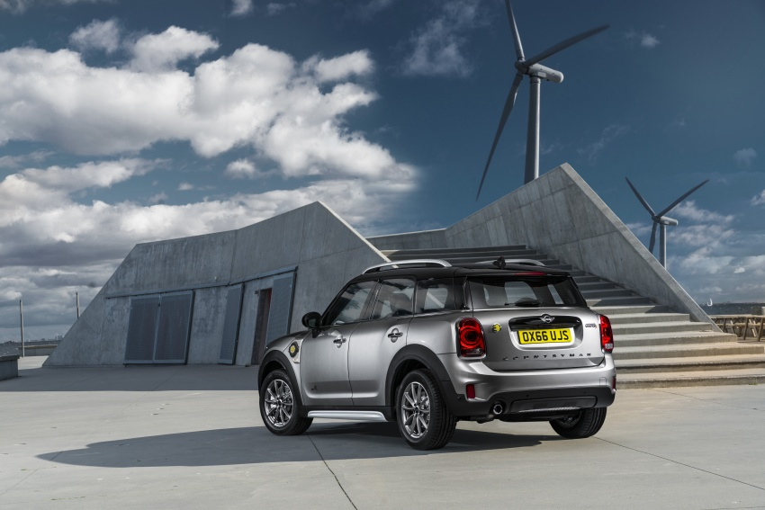 F60 MINI Countryman revealed – larger, with more tech Image #569758