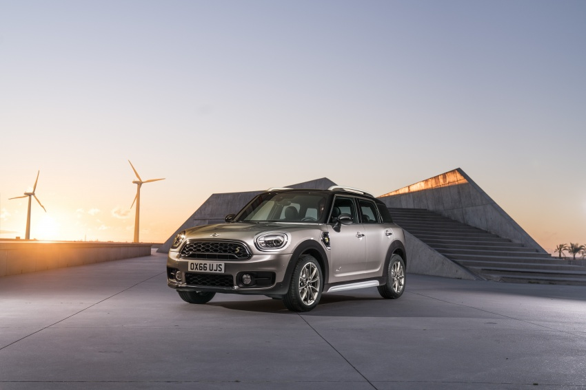 F60 MINI Countryman revealed – larger, with more tech Image #569761